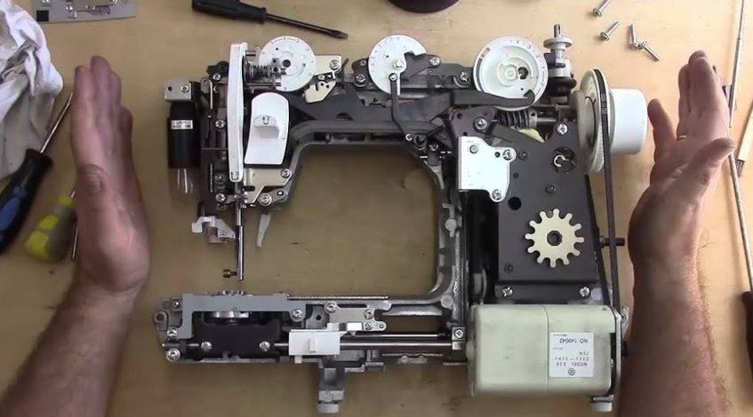 Ремонт швейных машин в Бресте