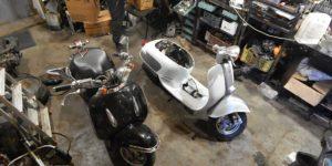 Ремонт скутеров в Бресте