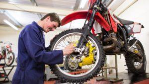 Ремонт мотоциклов в Бресте